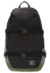 Element Jaywalker Rucksack Black Light Grey