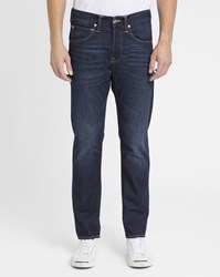 Edwin Faded Blue Ed 55 Tapered Jeans