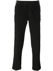 Incotex Corduroy Trousers Green