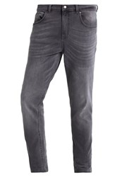 Kiomi Relaxed Fit Jeans Grey Denim