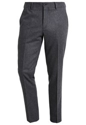 Tiger Of Sweden Herris Suit Trousers Dunkelgrau Dark Grey