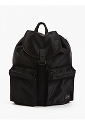 Porter Men's Black Tanker Backpack