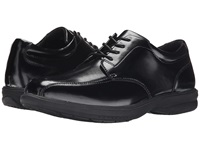 Nunn Bush Mulberry Street Bike Toe Black Men's Lace Up Bicycle Toe Shoes