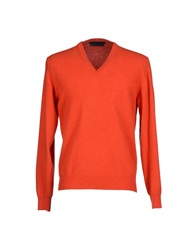 East Man Sweaters Coral