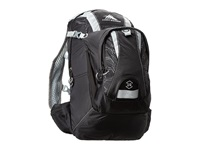 High Sierra Wahoo 14L Hydration Pack Black Silver Backpack Bags