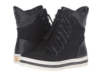 Guess Madon Black Women's Lace Up Boots