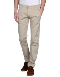 Roy Rogers Roy Roger's Casual Pants Beige