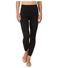 Hue Seamless Shaping Capris Black Women's Capri