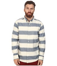 Tavik Shin Long Sleeve Bone Blue Men's Short Sleeve Knit