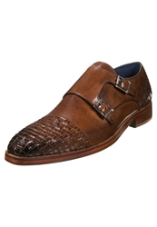 Melvin And Hamilton Lewis Slipons Classic Tan Brown