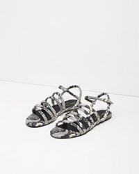 Robert Clergerie Gaga Sandal Jungle