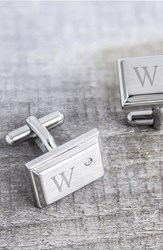 Men's Cathy's Concepts Personalized Cuff Links