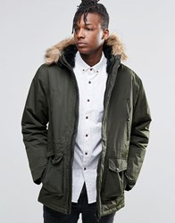 Dickies Curtis Parka Olive Green