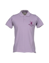 Messagerie Polo Shirts Lilac