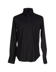 Lab. Pal Zileri Shirts Shirts Men Black