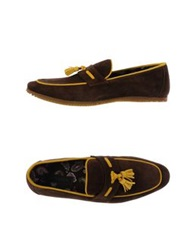 Etro Moccasins Dark Brown