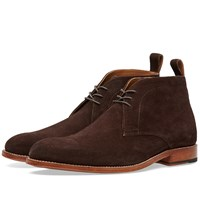 Grenson Marcus Desert Boot Brown