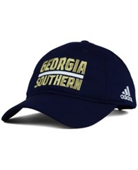 Adidas Georgia Southern Eagles Travel Adjustable Slouch Cap Navy