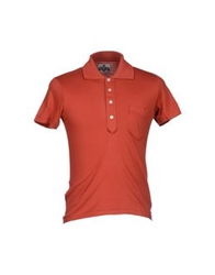 Replay Polo Shirts Rust