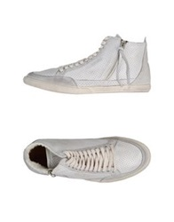 Guess High Tops And Trainers Light Grey