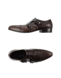 Gianni Barbato Moccasins Dark Brown