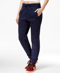 Nike Rally Quilted Jogger Sweatpants Obsidian