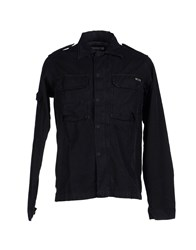 Mason's Coats And Jackets Jackets Men Black
