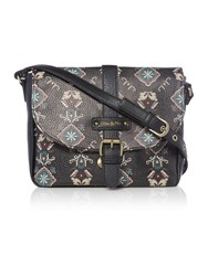 Ollie And Nic William Multi Crossbody Bag Multi Coloured Multi Coloured