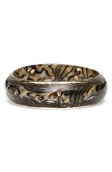 Women's L. Erickson 'Jada' Bangle Onyx