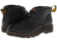 Dr. Martens Work Izzy St 3 Eye Chukka Black Women's Lace Up Boots