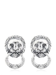 Reagan Charleston Lion Earrings