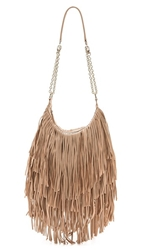 Monserat De Lucca Bochoa Shoulder Bag Nude