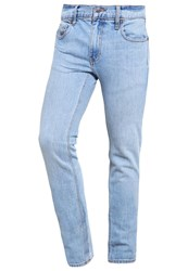 Element Boom Slim Fit Jeans Light Used Light Blue