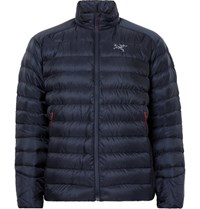 Arc'teryx Cerium Lt Quilted Hell Down Jacket Torm Blue Storm Blue