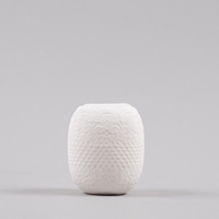 Couture Flower Vase Small Lace