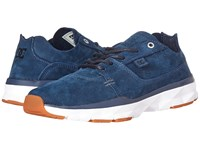 Dc Player Zero Indigo Men's Skate Shoes Blue