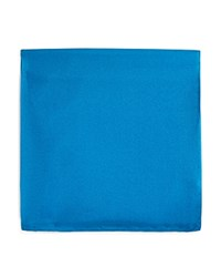 Bloomingdale's The Men's Store At Silk Pocket Square Teal