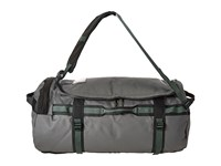 The North Face Base Camp Duffel Large Zinc Grey Duck Green Duffel Bags Gray