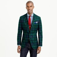 J.Crew Pre Order Ludlow Blazer In English Wool Tartan