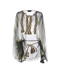 Jo No Fui Shirts Kaftans Women Green