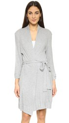 Splendid Summer Garden Robe Light Heather Grey