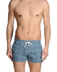 Naman Swimming Trunks Turquoise