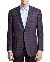 Canali Siena Cross Weave Classic Fit Sport Coat 100 Bloomingdale's Exclusive Multi