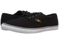 Emerica Wino Cruiser Black White Green Men's Skate Shoes