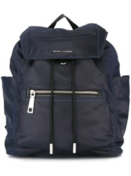 Marc Jacobs 'Easy' Backpack Blue