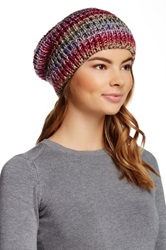 Michael Stars Shimmer Ombre Slouch Knit Multi