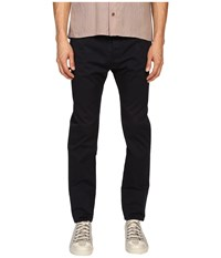 Vivienne Westwood Stretch Cotton Drill Skinny Chino Navy