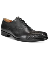 Kenneth Cole New York Men's Plan Ahead Oxfords Men's Shoes Grey