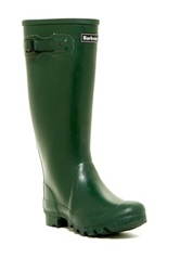 Barbour Town And Country Wellington Boot Green