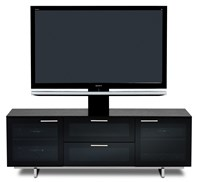 Bdi Avion Noir Series Ii 8937 Home Theater Cabinet
